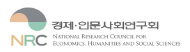 NRC 경제인문사회연구회  national research council for economics humanities and social sciences